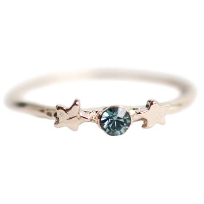 〔APM飾品〕日本Brough Superior 星彩光芒幸運相隨戒指