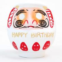 〔APM飾品〕日本 Daruma 生日祝賀許願達摩不倒翁