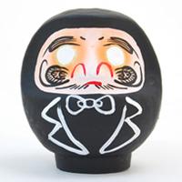 〔APM飾品〕日本 Daruma 婚禮祝賀許願達摩不倒翁 (新郎)