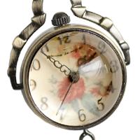〔APM飾品〕日本 arome de muguet 香氛花語皮革繩懷錶項鍊