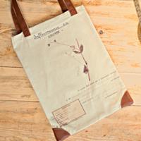 〔APM飾品〕日本 arome de muguet 花草薰迷自然風尚購物袋 (佛羅倫斯) (免運)