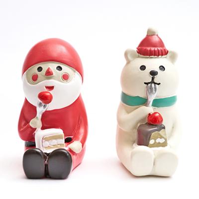 〔APM飾品〕聖誕老人與北極熊的聖誕派對 - 聖誕蛋糕