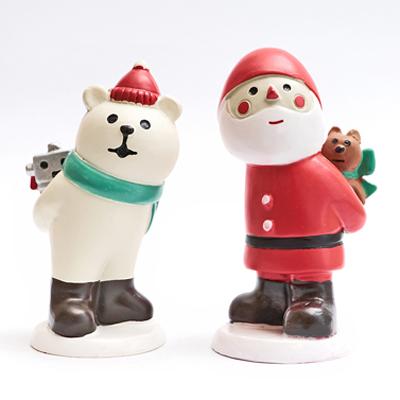 〔APM飾品〕聖誕老人與北極熊的聖誕派對 - 交換禮物