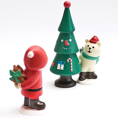 〔APM飾品〕風情萬種微笑聖誕樹