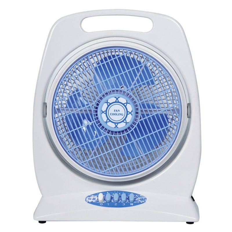 小玩子 雙星10吋手提涼風扇 360度 上下角度可調整 台灣製造 涼快 清爽 TS-1006