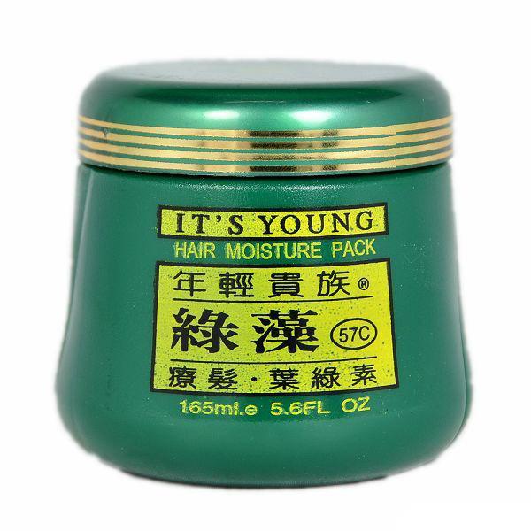 年輕貴族綠藻 絲油彈力霜(優格)120ml