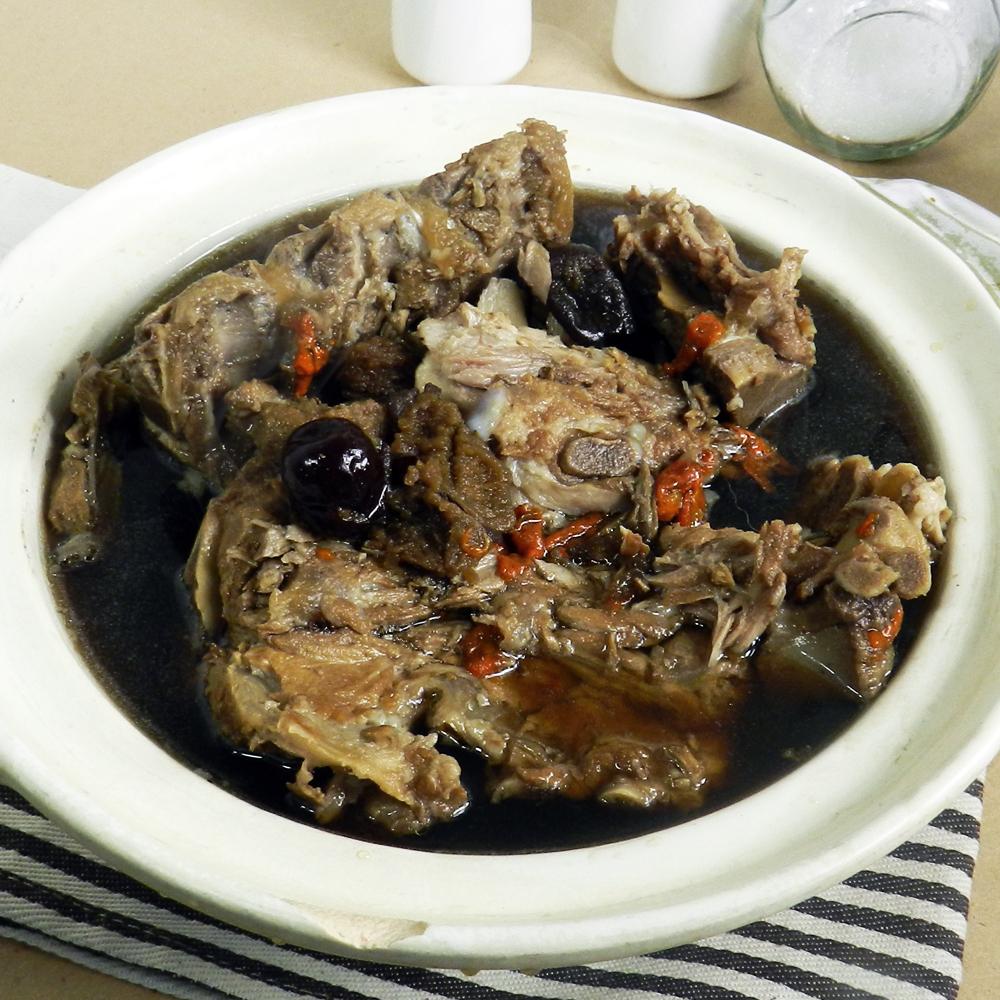 冬季限定!!【好神】慢火燉煮藥燉排骨湯/原汁清燉排骨湯2包組(700g/包)