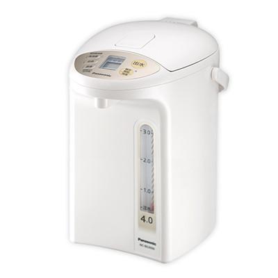 Panasonic 國際牌 NC-BG4000 4L 微電腦熱水瓶 備長炭塗層内膽/ VIP真空斷熱/ 超溫自動斷電