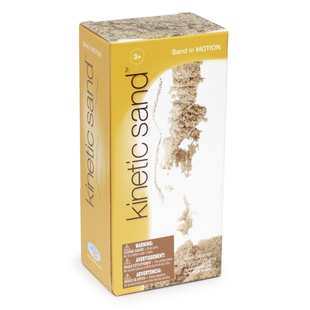 瑞典 Kinetic Sand 神奇魔法動力沙 1kg(1公斤) 裸包無紙盒 *夏日微風*