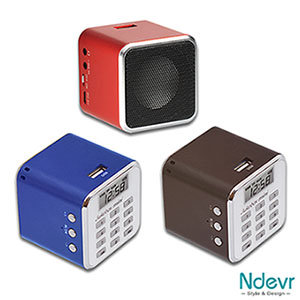 JukeBox Mini 按鍵式選曲播放機(可攜式喇叭)