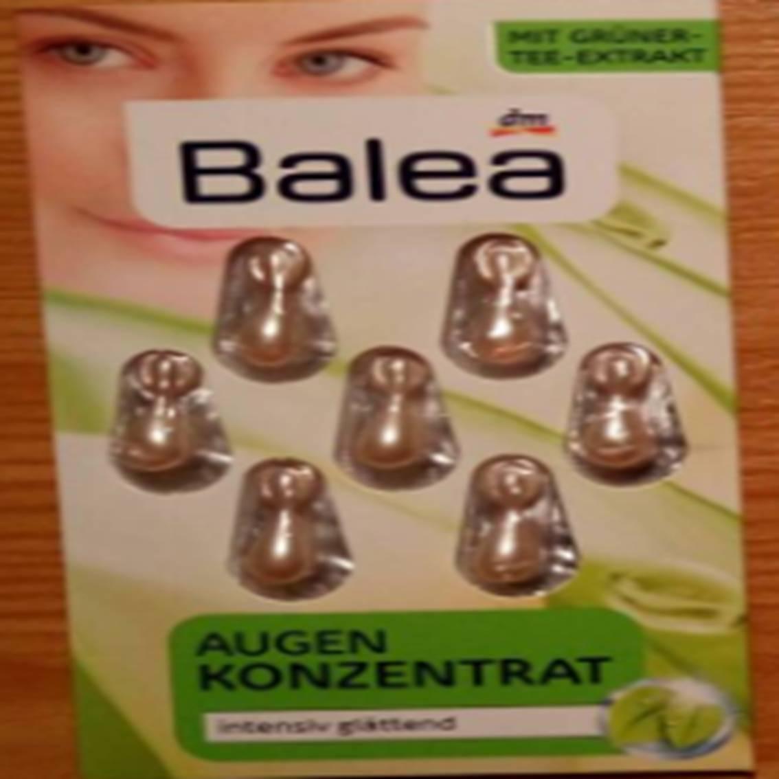 德國  Balea 眼部提拉精華膠囊  樂活生活館