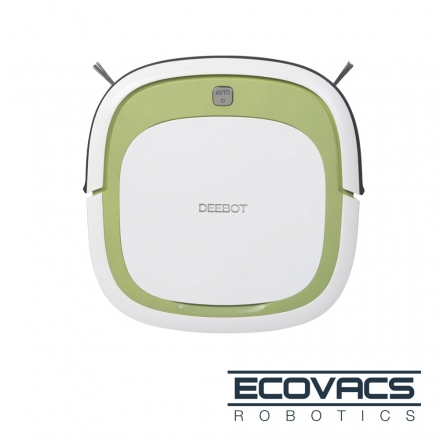 Ecovacs DEEBOT智慧吸塵機器人 DA60 (Slim) ‵超靜音設計 ‵防撞保護 ‵高效過濾