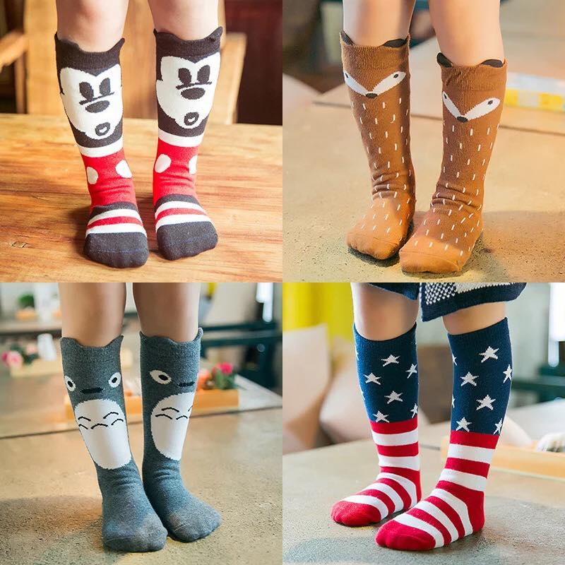 『DoudouMiki』嬰幼童長襪。
