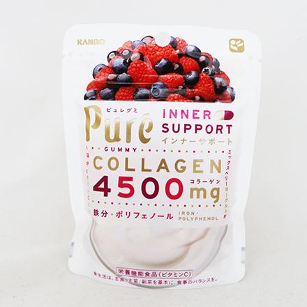 [敵富朗超市]KANRO Pure綜合莓果軟糖(63g)