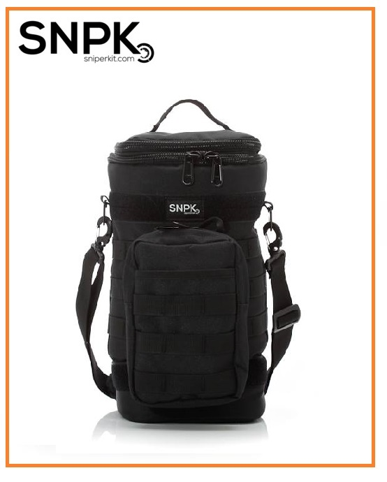 SNPK 單燈袋 黑色 / 汽化燈 氣化燈 瓦斯燈 燈具收納袋