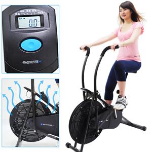 台灣製造 多功能風扇健身車(手足健身車.交叉訓練機.美腿機室內腳踏車.運動健身器材.推薦哪裡買)