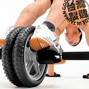 台灣製造WHEEL巨大型手足健美輪(健腹輪緊腹輪.健腹機健腹器.運動健身器材.推薦哪裡買)P260-797A