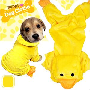立體造型小鴨子寵物裝(寵物服.寵物衣.寵物衣服寵物服裝.小狗衣服貓衣服.用品.推薦哪裡買)E118-A72