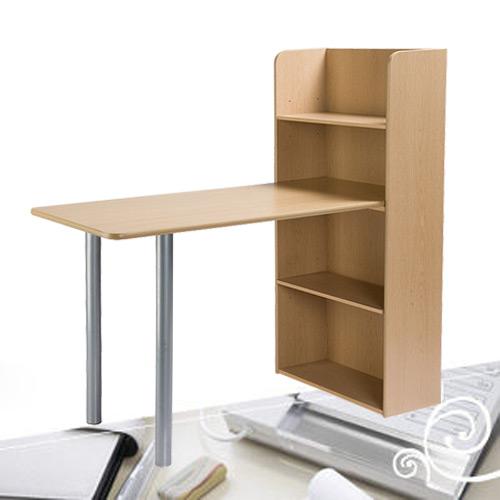 一體式書桌122x120x57cm(辦公桌.電腦桌.工作桌.辦公傢俱.便宜)