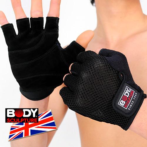 【BODY SCULPTURE】BW-84 舒適運動手套(半指手套.露指手套.健身手套.運動防護具.便宜)C016-841