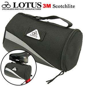 【LOTUS】輕巧圓筒置物包.自行車.腳踏車.卡打車.單車.鐵馬.小折.車袋