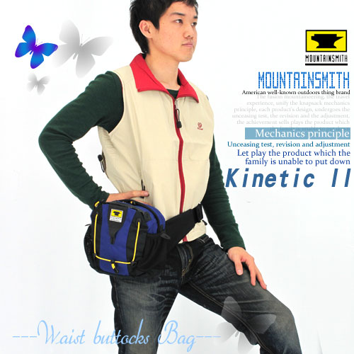 【MountainSmith】Kinetic II 多功能小腰臀包.背包.包包
