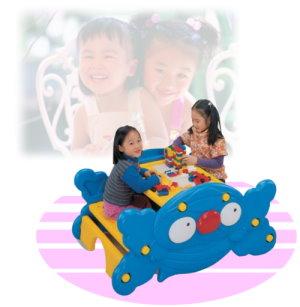 造型兩用桌(書桌+搖搖椅)(兒童桌椅子.兒童寫字桌椅.遊戲桌.翹翹板.造型桌椅.小朋友桌椅.兒童傢俱.推薦哪裡買)