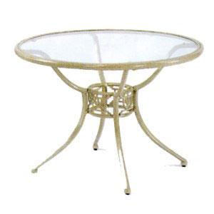 42吋華克圓桌.庭院家具
