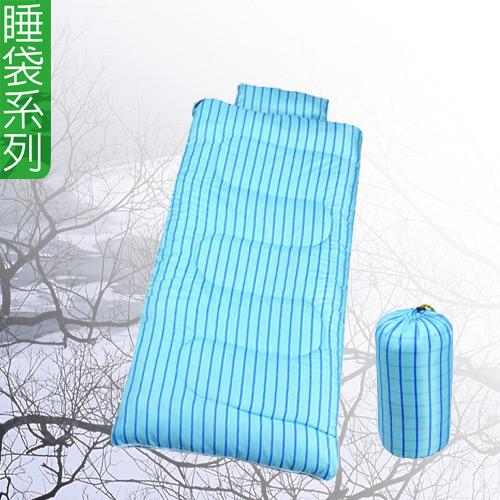 親子人造羽毛兒童睡袋 (防踢被.露營用品.戶外用品.登山用品.休閒)
