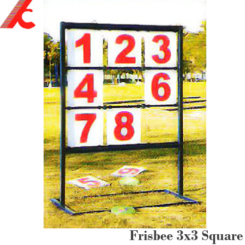飛盤式3*3正方形九宮格(9宮格棒球練習器材.棒壘球投手投擲練習機.球類運動用品.哪裡買推薦)p116-028