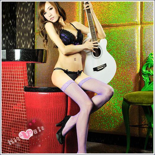 我的幸福日記.性感大腿網襪-神秘紫(小網襪)(性感網襪子.性感絲襪.造型網襪.吊帶襪.便宜.推薦) P221-JA-24120726