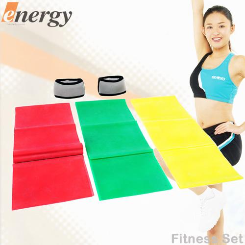 乳膠片*3+手腕沙包500g*2健身組.強化訓練.重量訓練.重力.舉重.槓鈴.啞鈴.運動