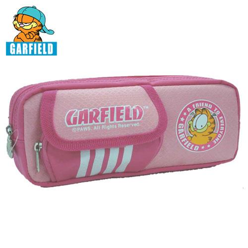 【Garfield 加菲貓】流行筆盒.背包.包包P043-GAR1380