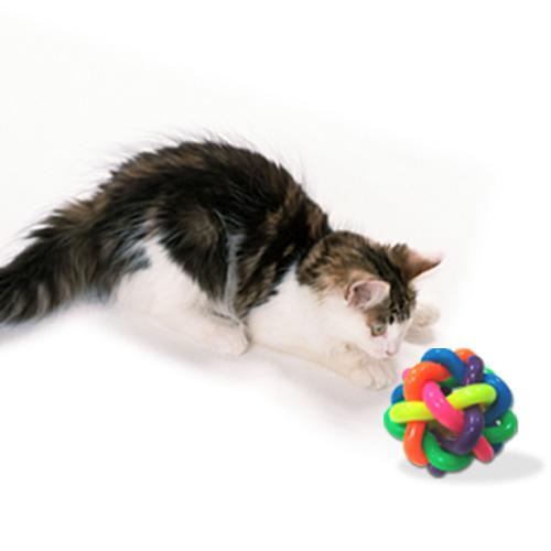 寵物咬咬球-大(寵物玩具.磨牙用品.啃咬玩樂球.愛咬.耐咬.歡樂球.遊戲球)C99-0091-1