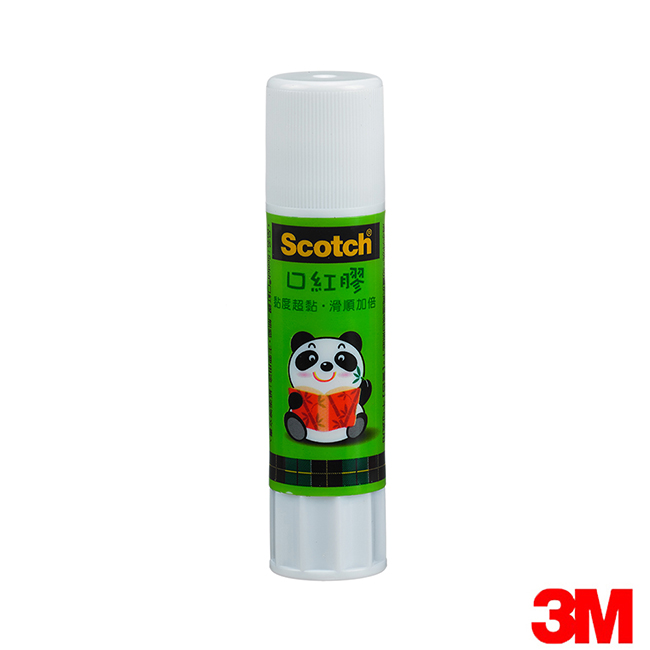 3M SCOTCH 6308 口紅膠-圓仔