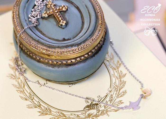 神燈,阿拉丁,韓貨,玫瑰,韓製,項鍊