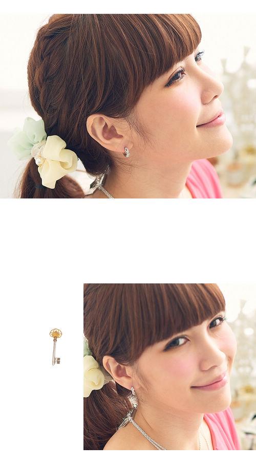 水鑽,韓國,韓製,韓貨,韓飾,耳環