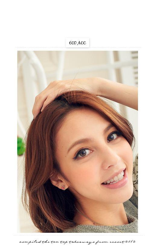 咖啡杯耳環,馬克杯耳環,咖啡豆耳環,蛋糕耳環,韓國飾品,耳環