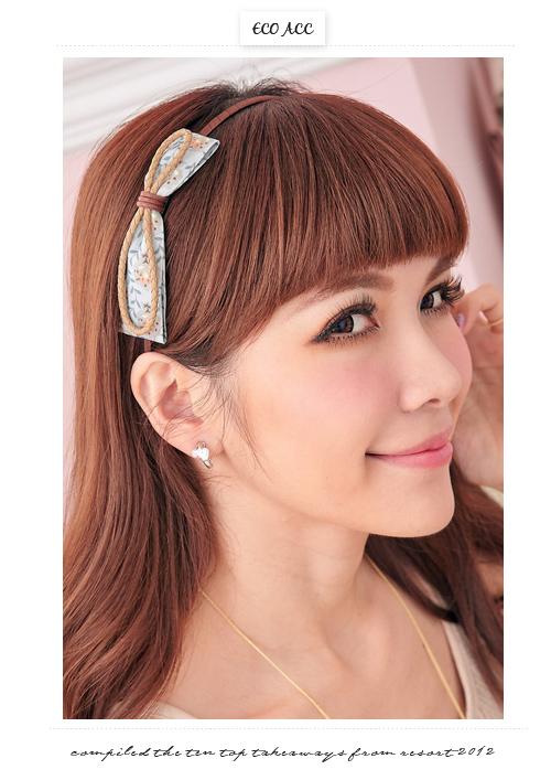 愛心,夾式耳環,水鑽,韓製,韓國,韓貨,耳環