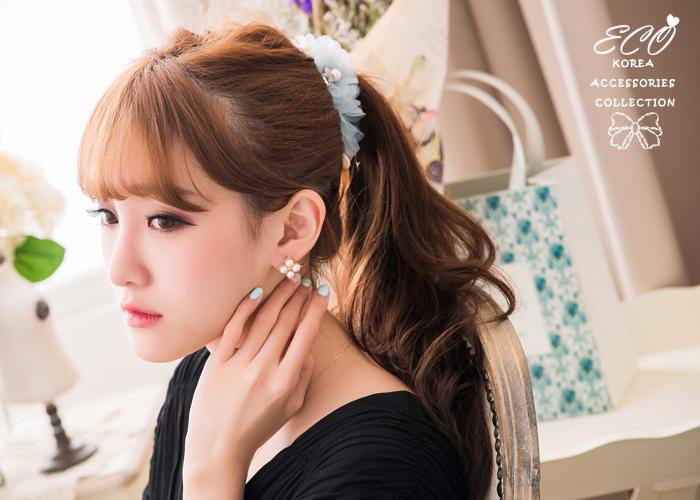 珍珠,氣質,韓製,韓國,耳環