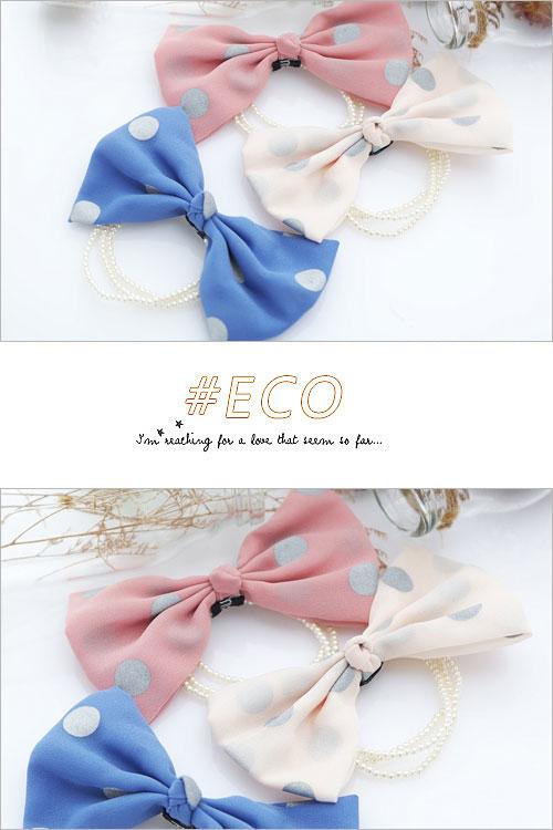 珍珠手環,點點,蝴蝶結髮飾,蝴蝶結,珍珠髮飾,髮束,韓國製手鍊,韓國飾品,手鍊