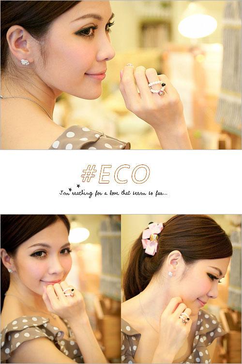 珍珠戒指,軟戒,珠珠,紅寶石,韓國製戒指,韓國飾品,戒指