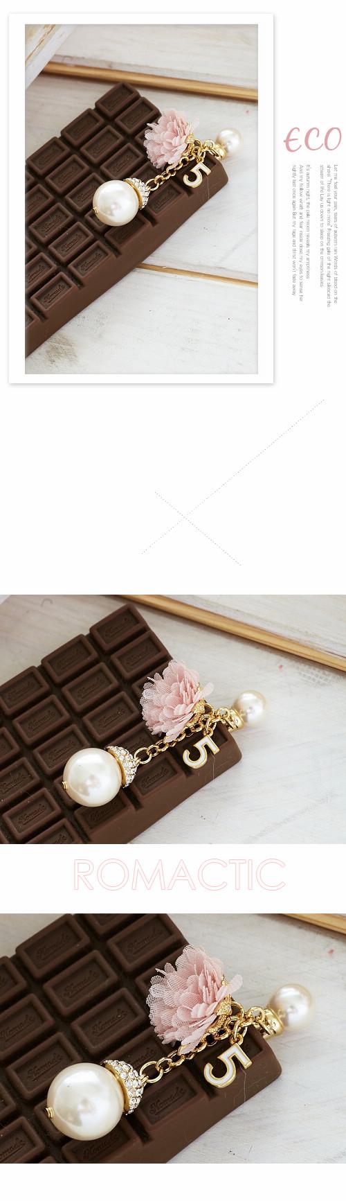 愛心吊飾,珍珠飾品,小熊,愛心,雪紡紗,韓國飾品,韓國配件