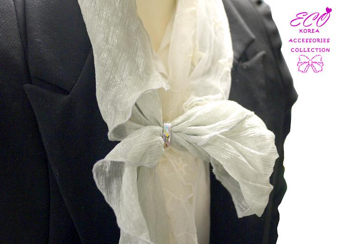 絲巾釦,絲巾環,彩色,格子,不規則,釉彩,服飾配件