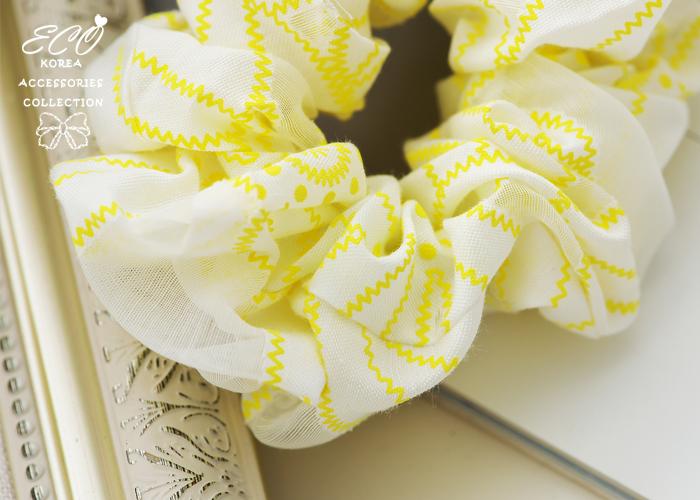 花朵,塗鴉,幾何形,髮束,韓國髮飾,韓國髮圈,韓國飾品,髮圈,大腸圈
