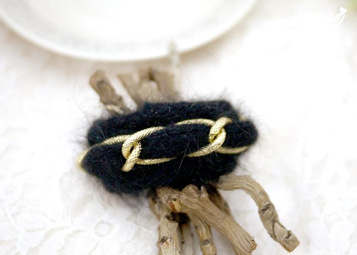 毛毛,鎖鍊,髮束,水鑽,韓國髮飾,韓國髮圈,韓國飾品,髮圈