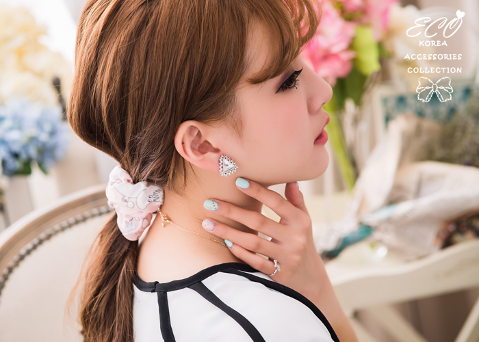 夾式耳環,無耳洞耳環,韓製,韓國,耳環