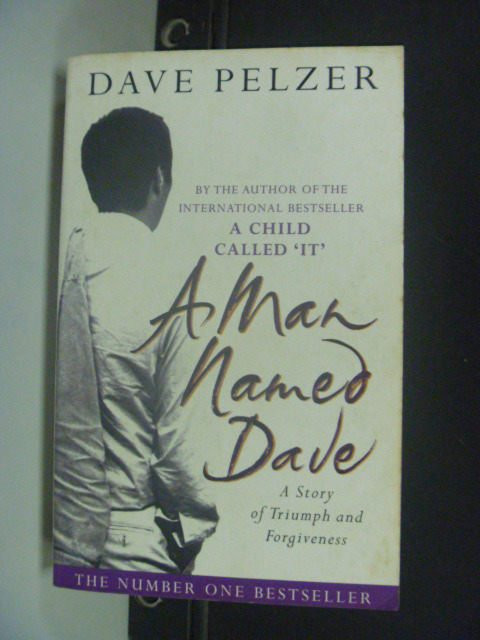 【書寶二手書T7/原文小說_MFU】A man named Dave_Dave Pelzer