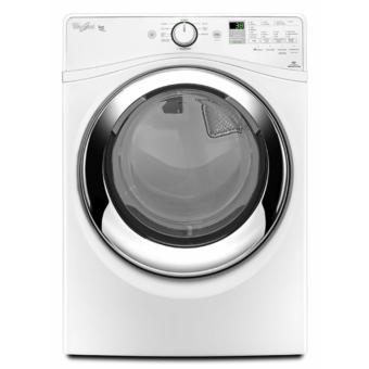 Whirlpool 惠而浦 15kg瓦斯滾筒乾衣機 WGD87HEDW /蒸氣清新除皺/EcoBoost™ 節能省電設計