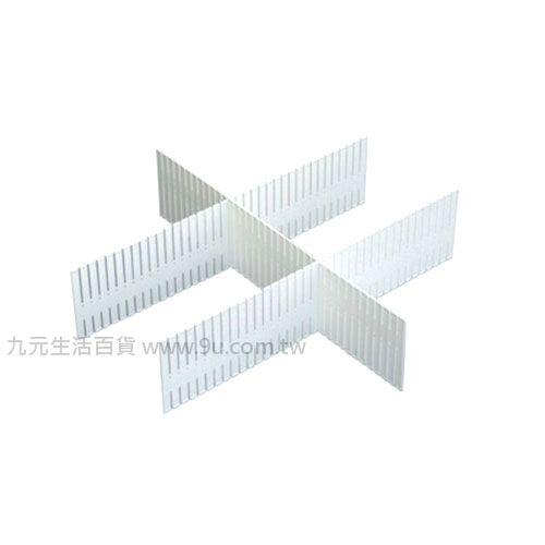 【九元生活百貨】聯府 P5-0014 10公分抽屜隔板(3入) P50014